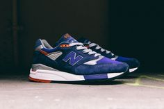 NEW BALANCE MEN'S 998 'HERITAGE' (via Kicks-daily.com)