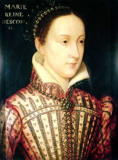 Mary Stuart, Queen of Scots (8 December 1542 – 8 February 1587) also known as Mary I of Scotland, was queen regnant of Scotland from 14 December 1542 to 24 July 1567 and queen consort of France from 10 July 1559 to 5 December 1560.    Mary, the only surviving legitimate child of King James V of Scotland, was 6 days old when her father died and she succeeded to the throne.
