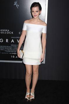 Emma Watson Gravity Premiere