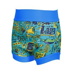 e58708dfd3b9 Zoggs Children s Mermaid Flower Swimsure Nappy. Swimming KitSwimming  GearKids SwimmingSwim TrunksMermaidSwimsuit