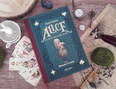Alice par Benjamin Lacombe