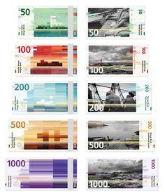 Norway banknotes via www.mr-cup.com