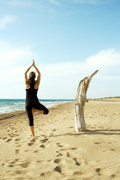 Tree Pose - Vrksasana yoga