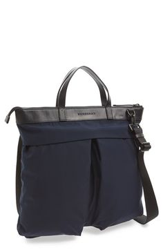 Burberry+'Bridger'+Nylon+Tote+available+at+#Nordstrom