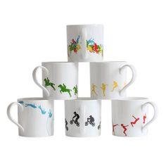 Jumpy Mugs, #pedlars.co.uk