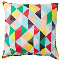 Target bed cushion