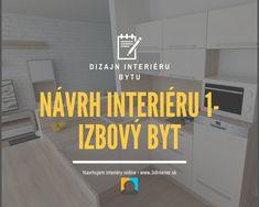 Návrh malého bytu a 3d vizualizácia
