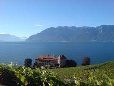 El llac Lemán, també conegut com el llac de Ginebra, és el major llac d'Europa Occidental. Es troba situat al nord dels Alps, entre França (riba sud) i Suïssa (riba nord incloent els extrems occidental i oriental).