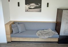 Küchen und Essplätze - Buchauer - einer für immer Diy Couch, Home Reno, Rustic Style, Tiny House, Sweet Home, New Homes, Furniture, Houses, Interior Design