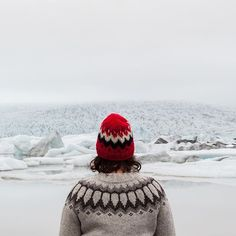 Some Icelandic lopapeysa facts:  1. They're made from yarn from Icelandic sheep  2. They can keep you warm even when wet  3. They hit a peak of popularity when Iceland officially became independent from Denmark in 1944  Want more trivia and a bunch of options for buying them? Head to the site now!  .  .  .  .  #lopapeysa #icelandicsweater #icelandicjumper #iceland #visiticeland #icelandic #icelandicfashion    #Regram via @B7bJxiTJtyt