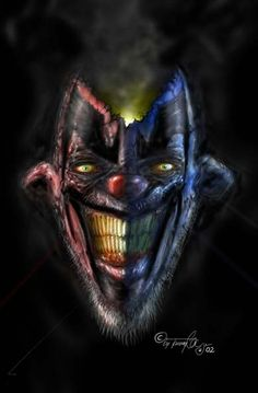 Tommy Lee Clown...AHHH!!! IT'S GOING TO KILL ME!!