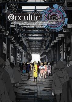 Occultic;Nine - Empezado el 9/10/2016 - Terminado el 26/12/2016