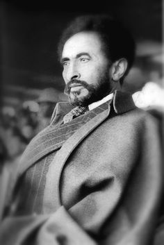 Haile Selassie became Emperor of Ethiopia on November 2,1930. Many Jamaicans and followers of Marcus Garvey viewed his rise to power as prophetic.'  (photo: Haile Selassie)  - CARTER Magazine