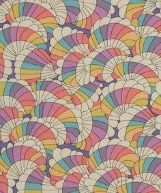 Liberty Art Fabric Baby Rainbow A Tana Lawn Cotton
