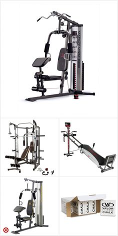 Shop Target for home gym you will love at great low prices. Free shipping on orders of $35+ or free same-day pick-up in store. Home Workout Equipment, At Home Workout Plan, Fun Workouts, At Home Workouts, Digital Vision Board, Total Gym, Merritt Island, Basement Renovations, Basement Ideas