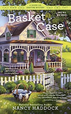 Basket Case (A Silver Six Mystery) by Nancy Haddock.  Please click on the book jacket to check availability or place a hold @ Otis.  (9/01/15)
