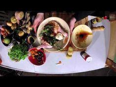 Cuisses de canard grillées et sa rata de légumes - YouTube