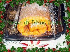 Manjar de ideias doces... e não só!: Torta de Cenoura