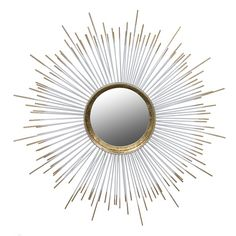 Solis Spiked Mirror - available from MiaFleur