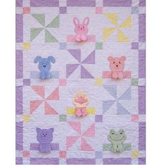 Really cute pattern and looks easy to do.