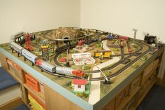 Lionel Factory Layouts - Classic Toy Trains Magazine