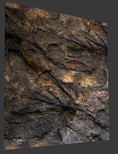 Rock Tileable Texture by AutopsySoldier