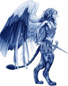 sphinx art - Google Search