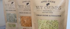 Nut Crumbs a gluten-free paleo vegan keto bread crumb alternative - March 09 2019 at Vegan Keto, Paleo Diet, Paleo Food, Substitute For Bread Crumbs, Spicy Nuts, Zealand Tattoo, Bread Alternatives, Keto Bread