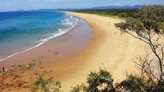 Red Rock Beach, NSW, Australia