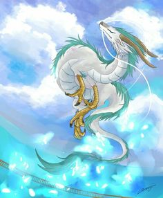 Dragon Haku