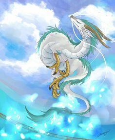 Dragon Haku