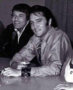 Elvis Presley - '68 Comeback Special press conference