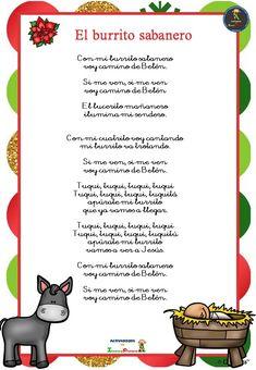 Cuaderno de villancicos para Navidad - Imagenes Educativas