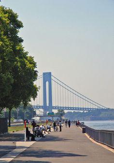 Home sweet home, Bay Ridge, Brooklyn!