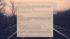 TypWrittr is a Simple, Distraction-Free Writing Webapp | Lifehacker UK