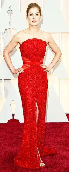 Rosamund Pike: 2015 Oscars