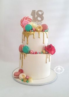 #wattpad #teen-fiction After the death of her mother, Rufina Matthews moves to Florida with her father and twin brother Rory in search of a fresh start. In her new school, she snags a place on the cheerleading team and also catches the eye of the famous Quarterback Eden Cooper. She has vowed never to get attached to anyo... Birthday Drip Cake, Birthday Wishes Cake, Adult Birthday Cakes, 18th Birthday Party, Birthday Cake Decorating, 18th Cake, Teen Cakes, Drizzle Cake, Beach Cakes