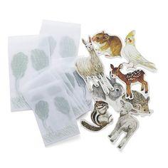 kraso, animal message card