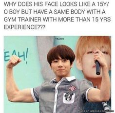 #jungkookCharms 15 years experience is a bit of an exaggeration though