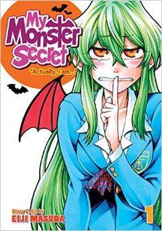 "My Monster Secret: ""Actually I Am..."" vol. 1 by Eiji Masuda"