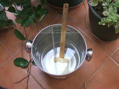 El Jabón Casero: Como se hace jabón artesanal