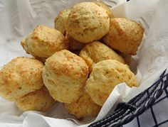 Quick-and-easy to make, these biscuits add just the right touch to any meal. They are a perfect match for your favorite chili or soup.