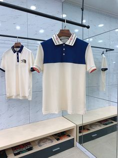 Gucci, Polo Ralph Lauren, Polo Shirt, Mens Tops, Shirts, Dresses, Fashion, Vestidos, Moda