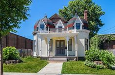 1890 Queen Anne located at: 9402 Madison Ave, Cleveland, OH 44102