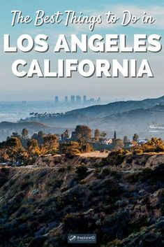 Planning a trip to Los Angeles but don't know where to start? Discover LA's best hotspots with this list of 25 things to do in Los Angeles. | Blog by the Planet D | #Travel #LosAngeles #California | los angeles trip | los angeles travel | los angeles vacation | trip to los angeles | things to do in los angeles bucket lists | things to see in los angeles Los Angeles Vacation, Los Angeles Travel, Greatest Adventure, Adventure Travel, Joshua Tree National Park, National Parks, Utah, Las Vegas, Arizona