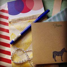 Bon Vivant by Liza Cleveland: notepad, stationery • handpainted bag by blue chickadee