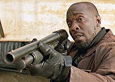 THE WIRE Omar Little - See photos of the HBO Crime/Drama Baltimore TV series