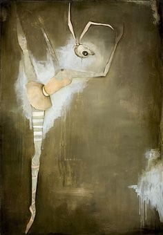Michele Mikesell - oil painting, Gretchen