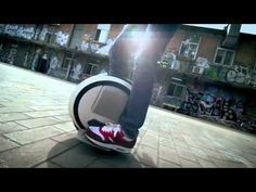 the ninebot one e+, a self balancing electric scooter for personal city travel