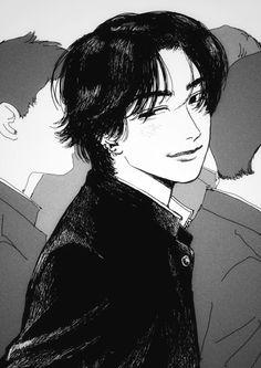 Art Inspo, Kunst Inspo, Inspiration Art, Art Manga, Art Anime, Anime Kunst, Manga Drawing, Arte Emo, Arte Indie